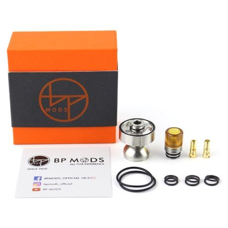BP Mods DL Kit zu Pioneer RTA