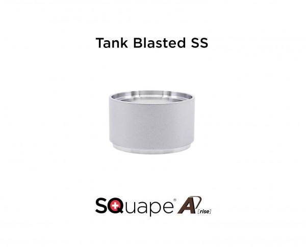 SQuape A[rise] Tank Blasted Edelstahl