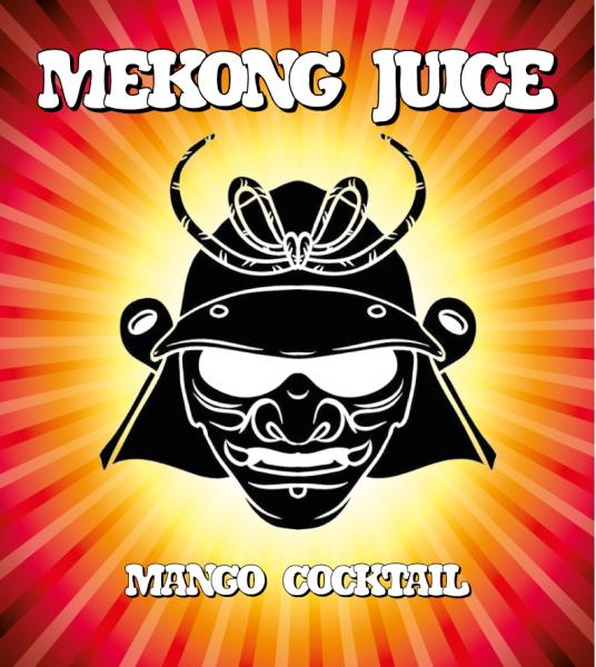 Mekong Juice Mango Cocktail