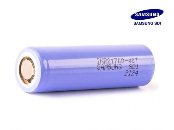Samsung INR 21700 - 40T 4000mAh 35A Akku