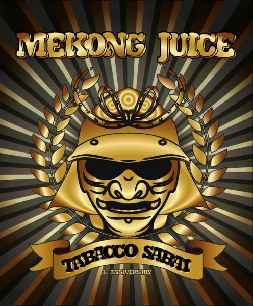 Mekong Juice Tabacco Sabai