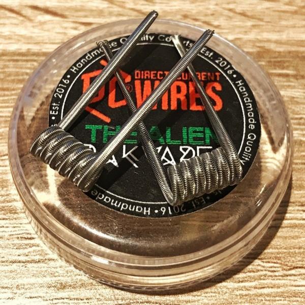 Pakvapes Coils Alien