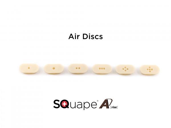 SQuape A[rise] Airdisk