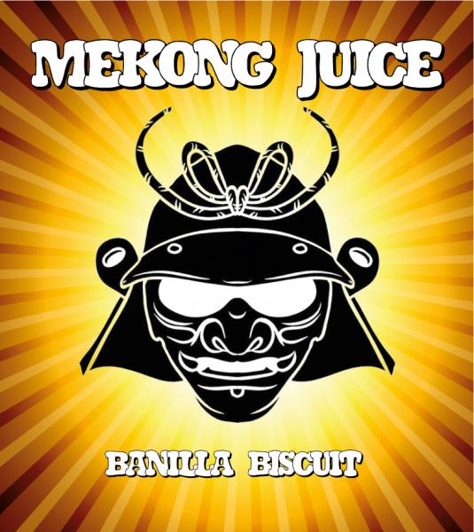 Mekong Juice Banilla Biscuit
