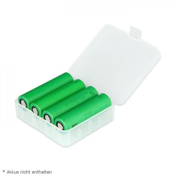 Battery Case für 4x 18650 Akku
