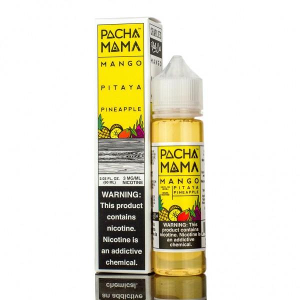 Pacha Mama by CHARLIES CHALK DUST Mango Pitaya Pineapple