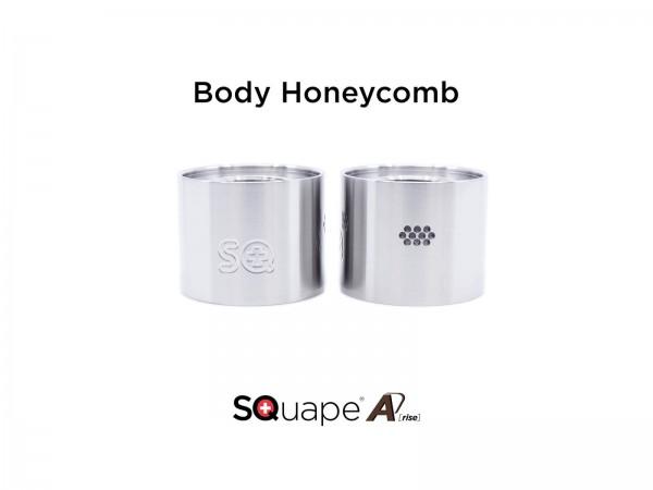 "SQuape A[rise] Gehäuse ""Honeycomb"""