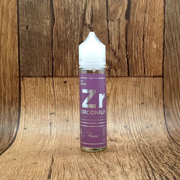 E-Phoenix Zirconium 50ml Shortfill