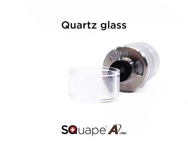 SQuape A[rise] Tank Quartzglas
