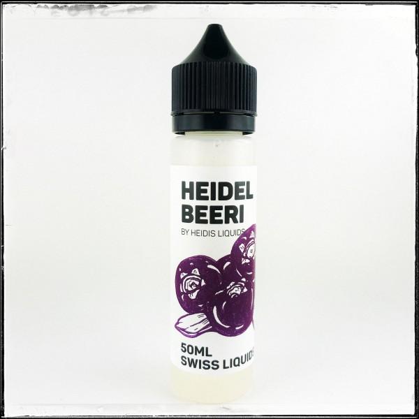 Heidis Liquids Heidelbeeri